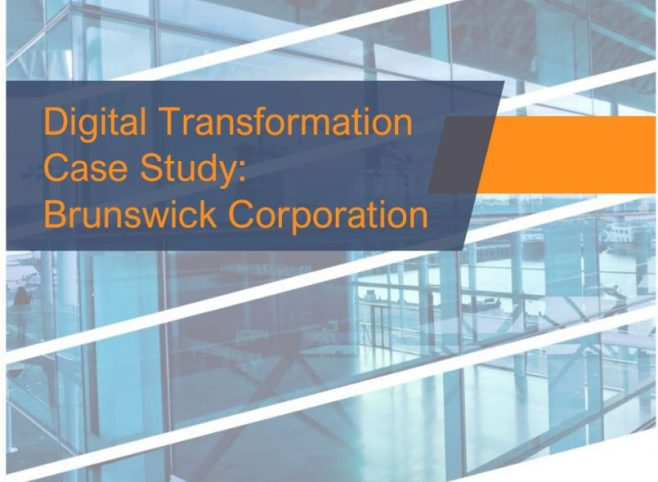 Brunswick Digital Transformation Case Study