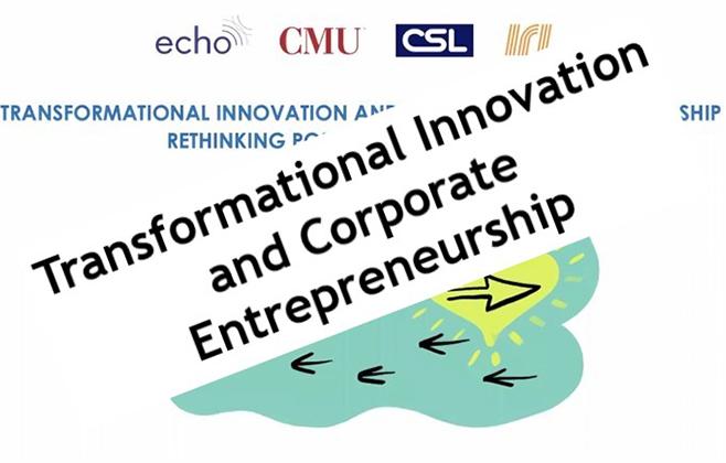 Transformational Innovation and Corporate entrepreneurship
