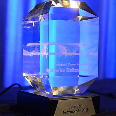 Maurice Holland Award