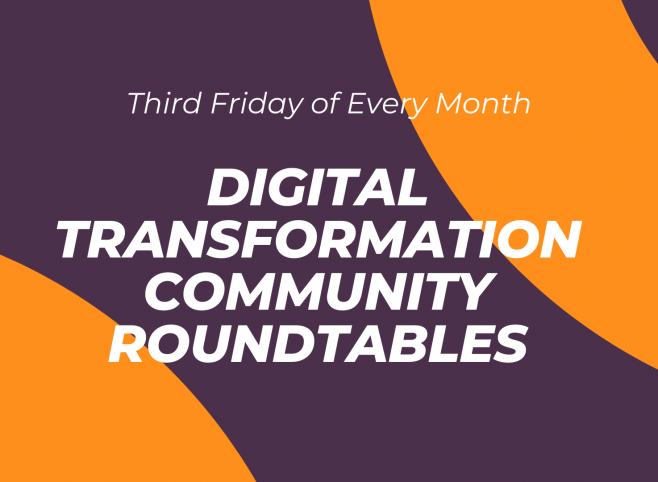 DXC Monthly Roundtables