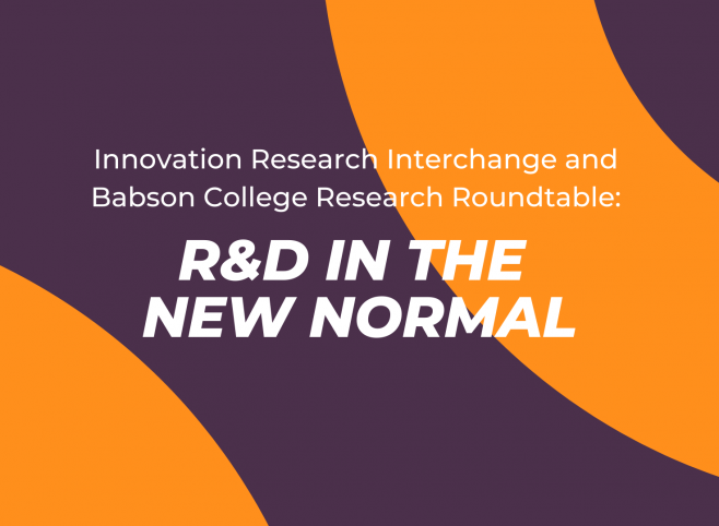IRI and Babson College Research Roundtable