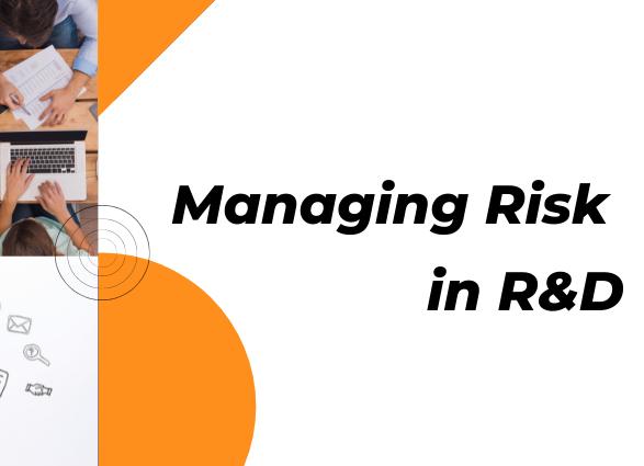 TRACK Workshop: Managing Risk in R&D